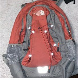 north face backpack!